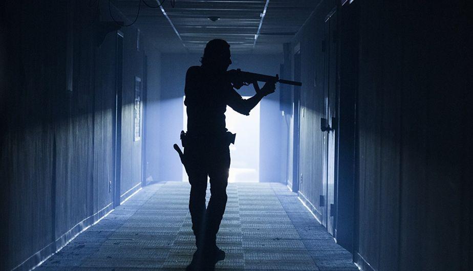 The Walking Dead: un momento dell'episodio The Damned