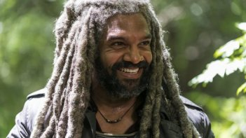 The Walking Dead: Kahry Payton in una scena dell'episodio The Damned