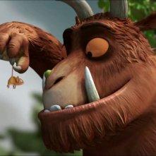 Il Gruffalo: un'immagine del film d'animazione
