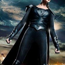 Supergirl: la prima foto di Odette Annable col costume di Reign
