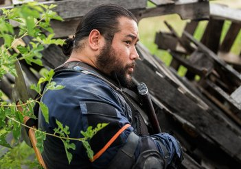 The Walking Dead: Cooper Andrews interpreta Jerry in una foto di Monsters
