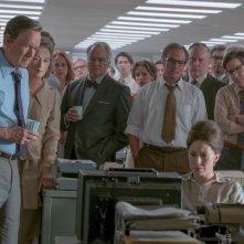 The Post: Tom Hanks in una foto del film