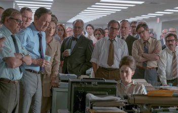 The Post: Tom Hanks in una foto del film