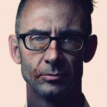 Una foto che ritrae Chuck Palahniuk