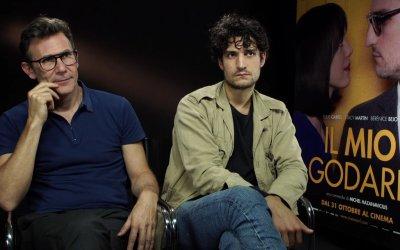 Il mio Godard: Hazanavicius e Garrell raccontano la loro versione del regista francese