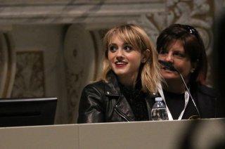Lucca 2017: Natalia Dyer alla manifestazione