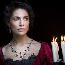 Agadah: Caterina Murino in una scena del film