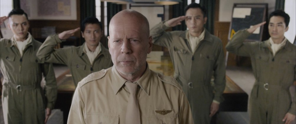 The Bombing: Bruce Willis nella prima foto del film