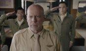 Bruce Willis nella prima foto ufficiale di The Bombing