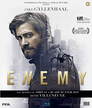 Il blu-ray di Enemy