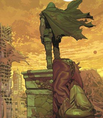 Oblivion Song: il nuovo fumetto di Robert Kirkman