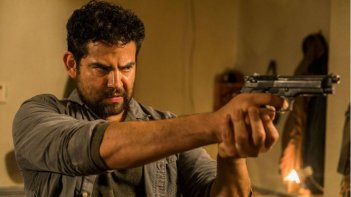 The Walking Dead: una sequenza dell'episodio Monsters
