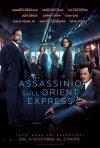 Locandina di Assassinio sull'Orient Express