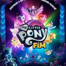 Locandina di My Little Pony: Il film