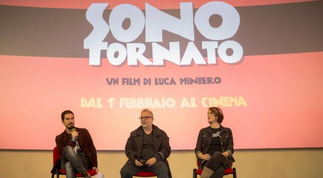 Sono tornato: Luca Miniero a Lucca Comics & Games 2017