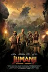 Locandina di Jumanji - Benvenuti nella giungla