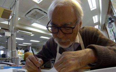 Never Ending Man - Hayao Miyazaki: la fantasia che porta all'ossessione