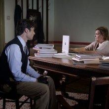 Il figlio sospeso: Paolo Briguglia in una scena del film