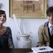 Il figlio sospeso: Paolo Briguglia e Laura Giordano in una scena del film
