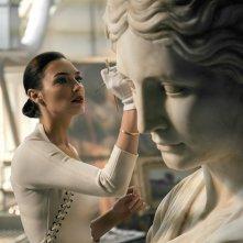 Justice League: Gal Gadot in un'immagine tratta dal film