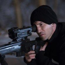 The Punisher: un'immagine di Jon Bernthal nella serie