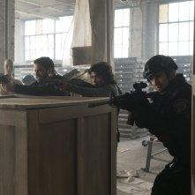The Punisher: una scena d'azione della prima stagione