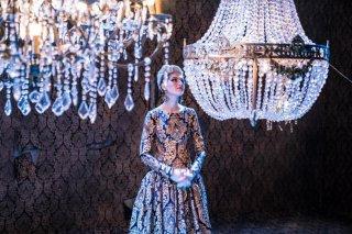 Riccardo va all'inferno: Antonella Lo Coco in una scena del film