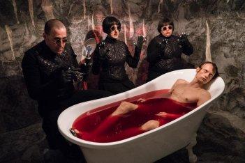 Riccardo va all'inferno: una scena del film