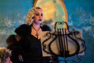 Riccardo va all'inferno: Silvia Gallerano in una scena del film