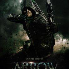 Arrow: il poster della sesta stagione