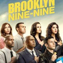Brooklyn Nine-Nine: il poster della quinta stagione