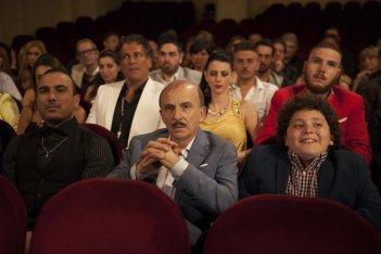 Caccia al tesoro: Carlo Buccirosso e Gennaro Guazzo in una scena del film