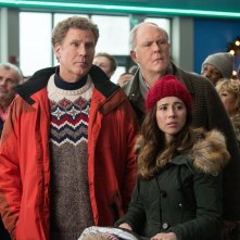 Daddy's Home 2: Will Ferrell, John Lithgow e Linda Cardellini in una scena del film