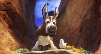 Gli eroi del Natale: un'immagine del film animato