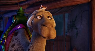Gli eroi del Natale: una scena del film animato