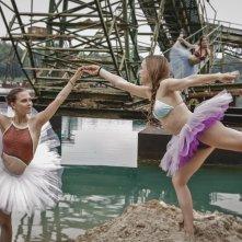 L'età imperfetta: Paola Calliari e Marina Occhionero in un momento del film