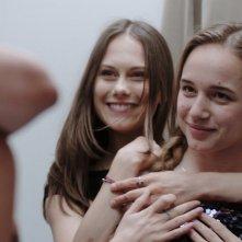 L'età imperfetta: Paola Calliari e Marina Occhionero in una scena del film