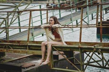 L'età imperfetta: Paola Calliari in una scena del film