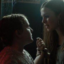 My Skinny Sister: Amy Diamond e Rebecka Josephson in un'immagine del film