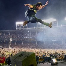 Pearl Jam: Let's Play Two, Eddie Vedder in un'immagine tratta dal documentario