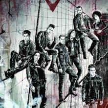 Shadowhunters: il poster della seconda stagione