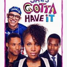 She's Gotta Have It: un poster della prima stagione