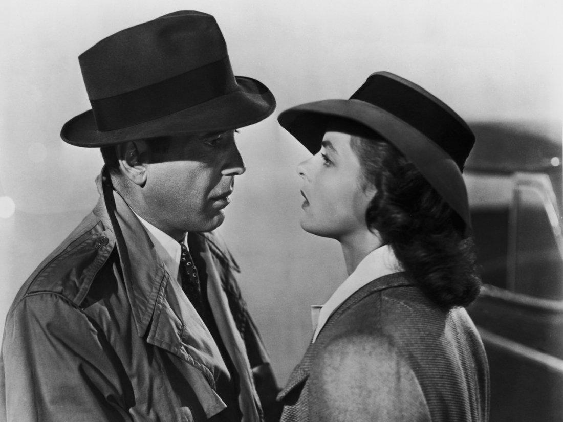Casablanca Bogart Bergman