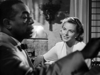 Casablanca: Ingrid Bergman in un'immagine del film