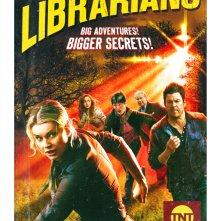 The Librarians: il poster della quarta stagione