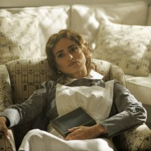 Assassinio sull'Orient Express: Penelope Cruz in una scena del film