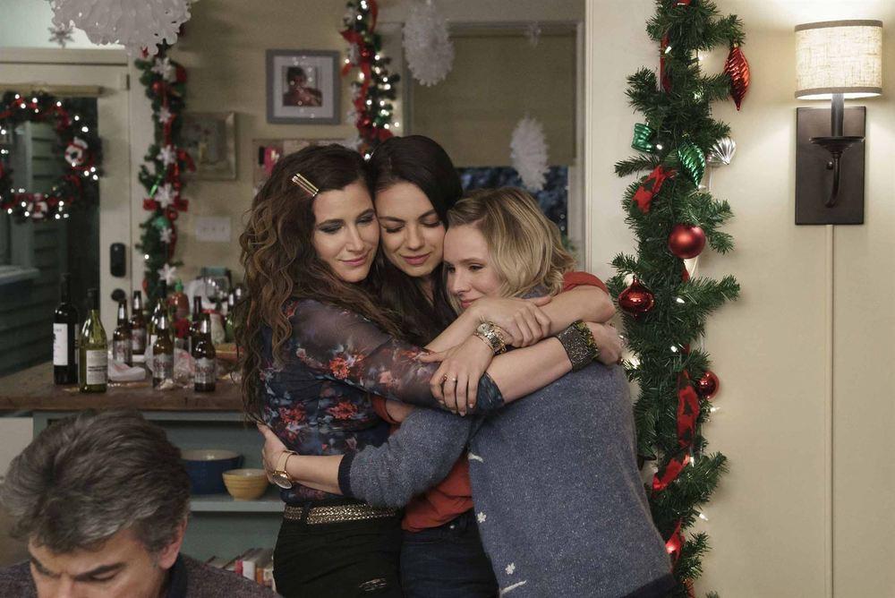 Bad Moms 2: Mamme molto più cattive, Mila Kunis, Kristen Bell e Kathryn Hahn in una scena del film