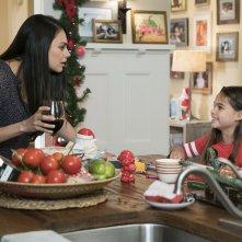 Bad Moms 2: Mamme molto più cattive, Mila Kunis e Oona Laurence in una scena del film