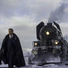 Assassinio sull'Orient Express: una foto di Kenneth Branagh