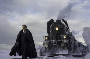 Assassinio sull'Orient Express: una foto di Kenneth Branagh